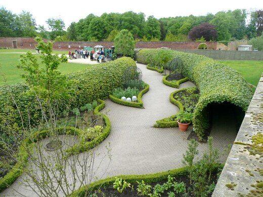 Alnwick Poison Garden Alnwick England Atlas Obscura