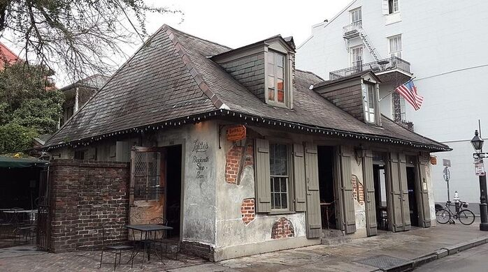 Lafitte's Blacksmith Shop – New Orleans, Louisiana - Gastro