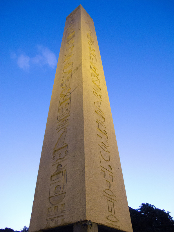 Obelisk Of Theodosius Turkey Atlas Obscura