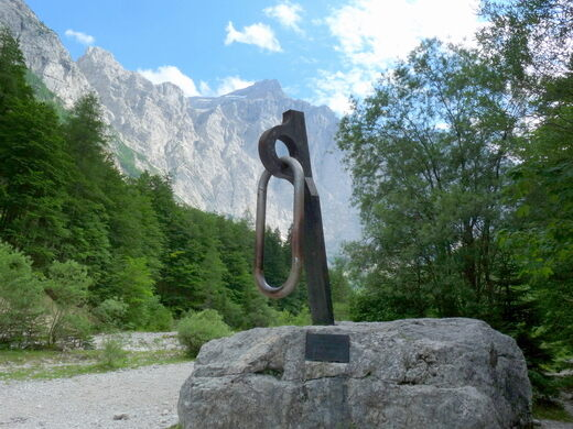 Monument to the Fallen Partisan Alpinists