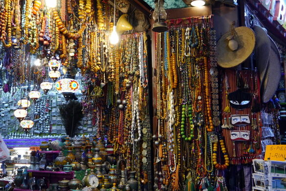 The Muttrah Souq – Muscat, Oman - Atlas Obscura