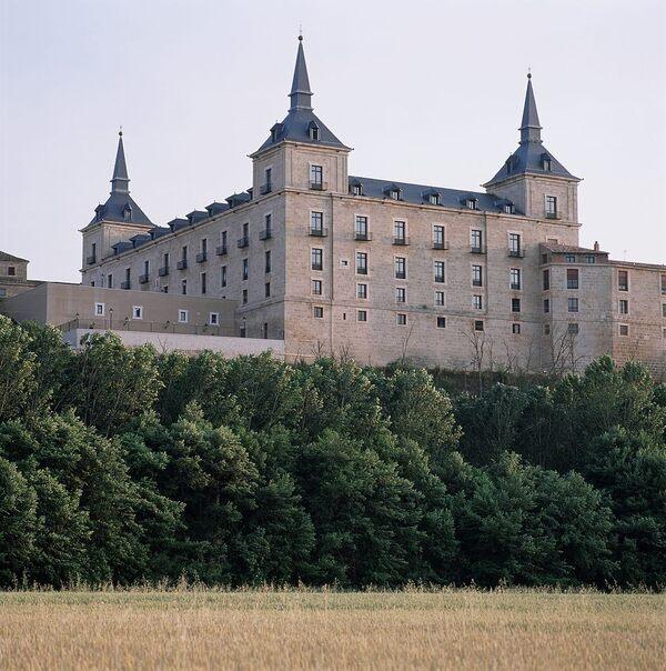 Ducal Palace of Lerma in Lerma, Spain