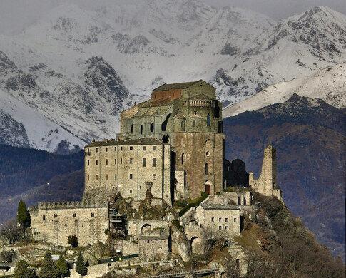 Sacra di San Michele – Sant\'Ambrogio di Torino, Italy - Atlas Obscura