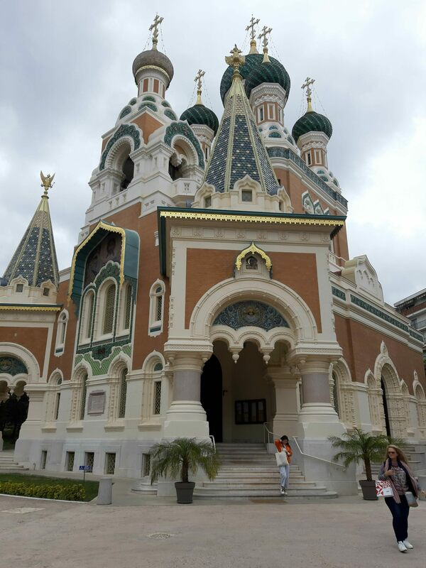 St. Nicholas Russian Orthodox Cathedral – Nice, France - Atlas Obscura