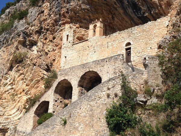 Eremo di San Cataldo (Hermitage of Saint Cataldus)