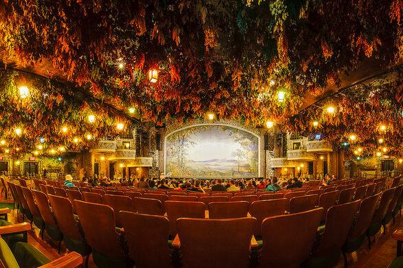Winter garden theatre toronto ontario atlas obscura - Winter garden theater seating chart ...