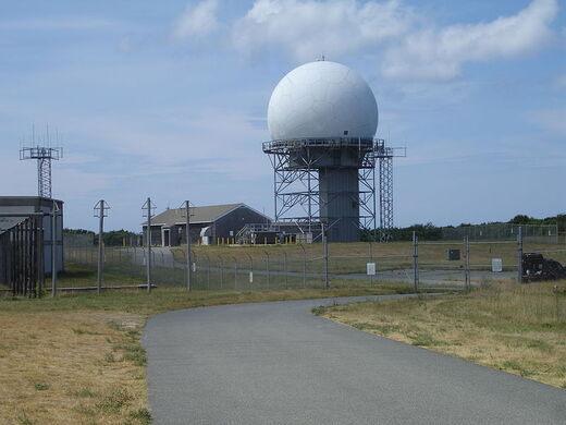North Truro Air Force Station – Truro, Massachusetts Atlas