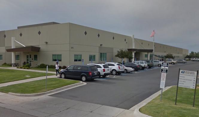 USPS Remote Encoding Facility – Salt Lake City, Utah - Atlas