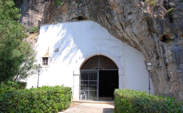 The Grotto Church of Saint Michael – Cagnano Varano, Italy