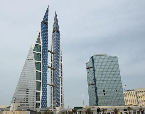 Bahrain World Trade Center – Manama, Bahrain - Atlas Obscura