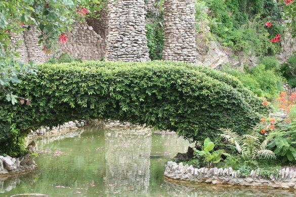 Japanese Tea Garden San Antonio Texas Atlas Obscura