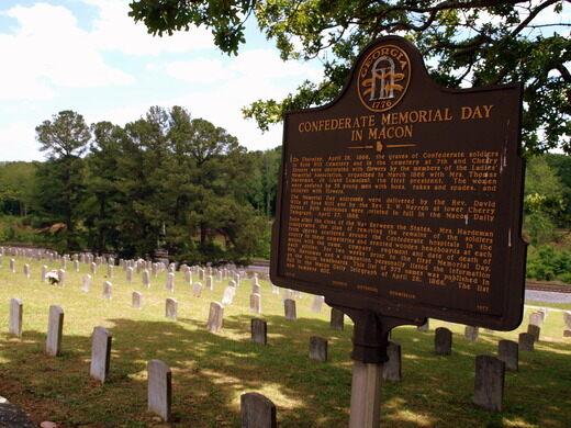 Rose Hill Cemetery Macon Georgia Atlas Obscura