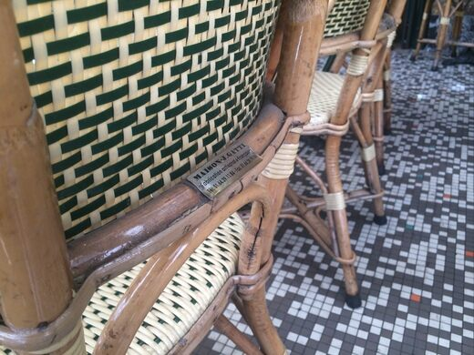 The Chairs of Maison Gatti – Villemer, France - Atlas Obscura