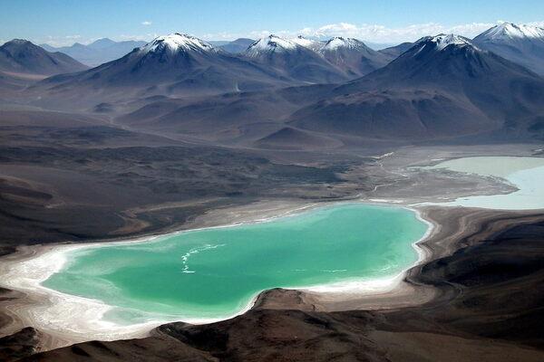 Laguna Colorada Sur Lipez Bolivia Atlas Obscura