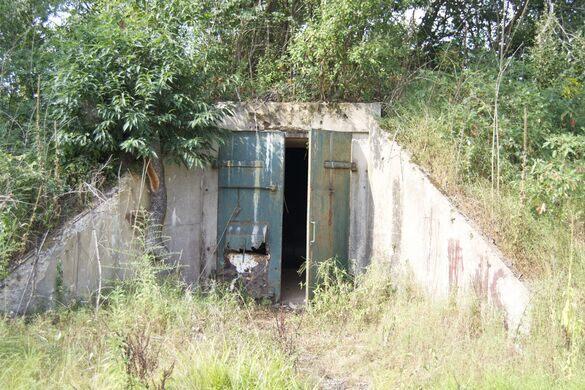 Bunkers Of Alvira Allenwood Pennsylvania Atlas Obscura