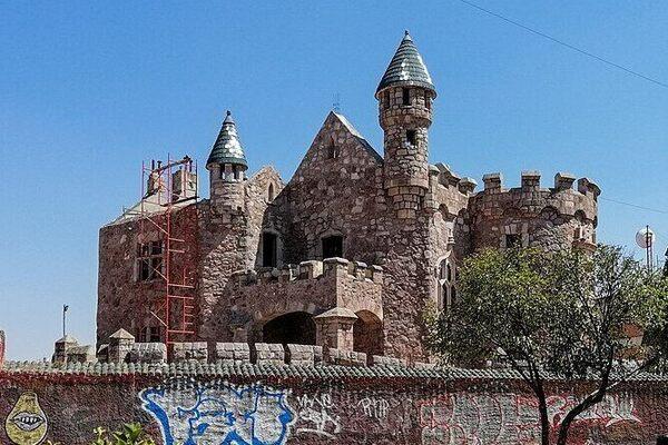 Castillo Ortega-Douglas in Aguascalientes, Mexico
