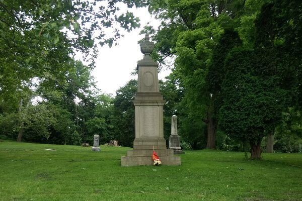 The Grave Of Mister Rogers Latrobe Pennsylvania Atlas Obscura
