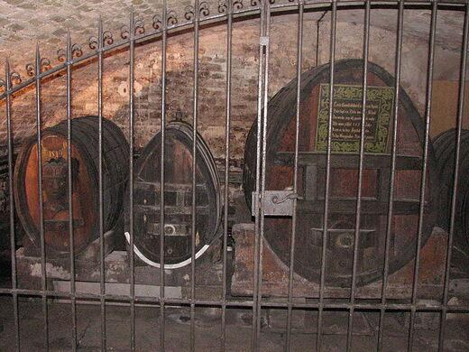 Historic Wine Cellar of Strasbourg Hospital