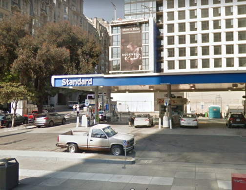 Gas Stations In California >> The Last Standard Oil Company Gas Station In California