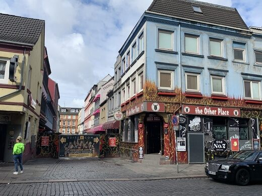 Hamburg brothel Prostitution Is