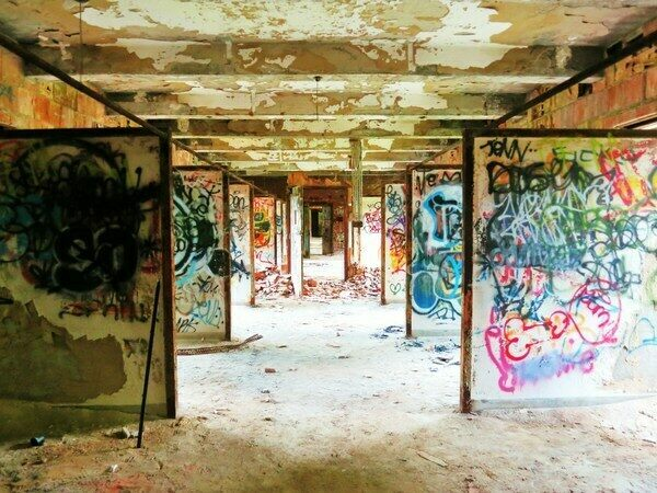 New York City S Most Accessible Abandoned Ruins Atlas