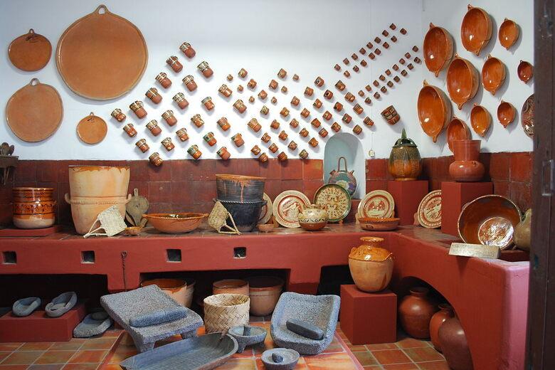 Museo Regional de la Cerámica (Regional Museum of Ceramics)