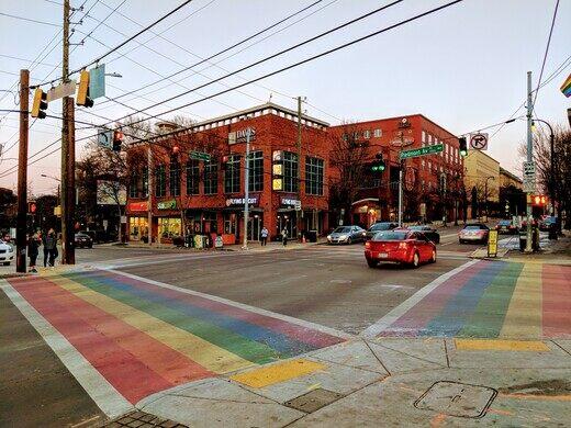 Gay Dating dans Atlanta GA