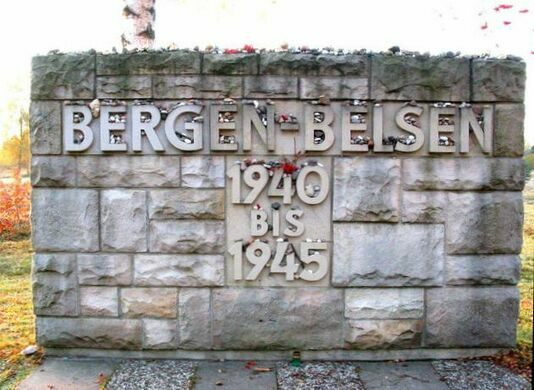 Belsen Concentration Camp