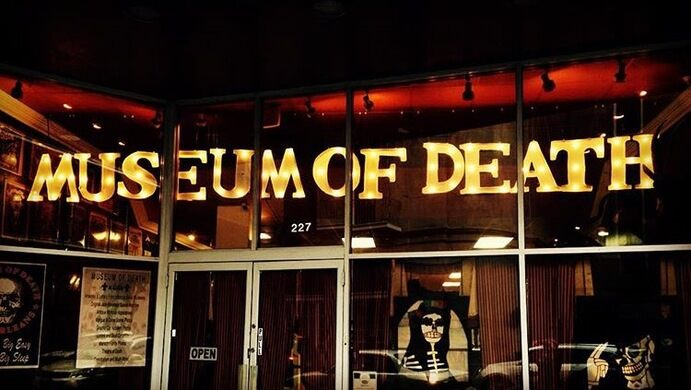 Museum of Death – New Orleans db956764a3f