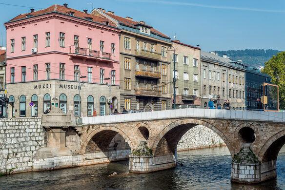 Museum Of The Assassination Of Franz Ferdinand Sarajevo