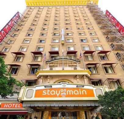 ผลการค้นหารูปภาพสำหรับ stay on main hotel