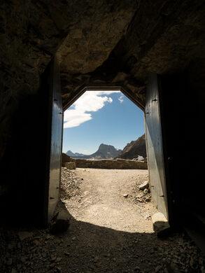 Ptarmigan Tunnel – West Glacier, Montana - Atlas Obscura