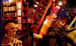 The Haunted Bookshop – Melbourne, Australia - Atlas Obscura