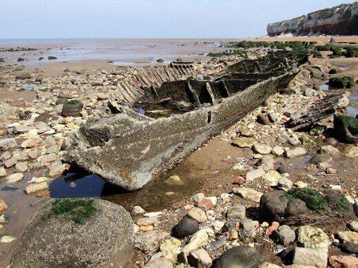 Wreck of the Steam Trawler Sheraton