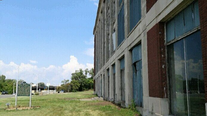 Highland Park Ford Plant – Highland Park, Michigan - Atlas