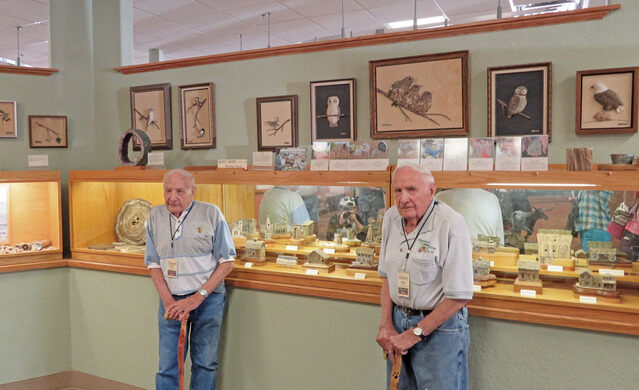 Petrified Wood Gallery Ogallala Nebraska Atlas Obscura