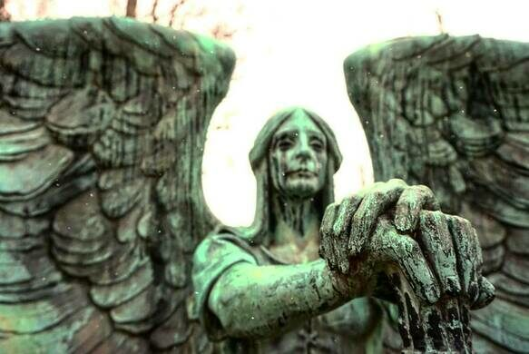 The Haserot Angel – Cleveland, Ohio - Atlas Obscura