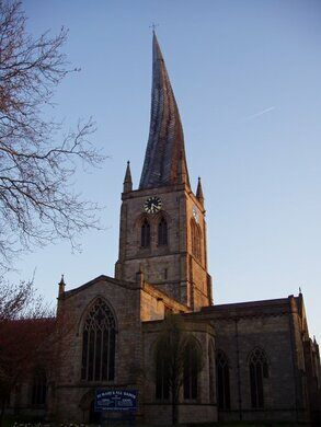 Beneath the Twisted Spire & other strange stories