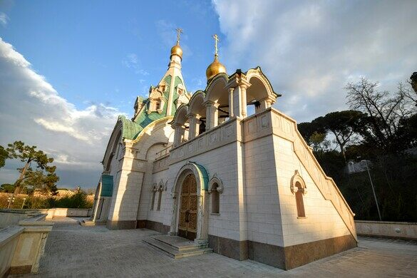 Saint Catherine Russian Orthodox Church – Rome, Italy