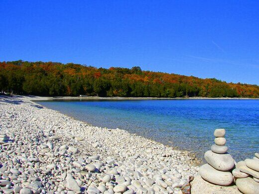 View all photos & Schoolhouse Beach u2013 Washington Island Wisconsin - Atlas Obscura