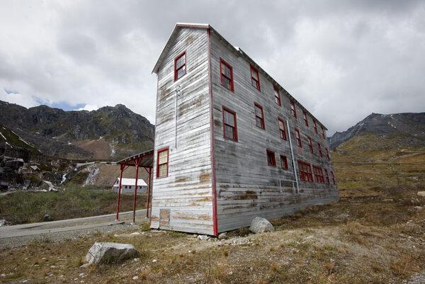 Independence Mine in Palmer, Alaska
