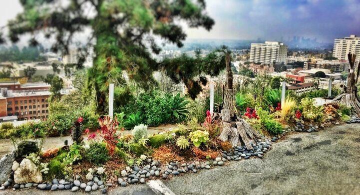 Miniature Garden of Whimsy – Los Angeles, California - Atlas Obscura