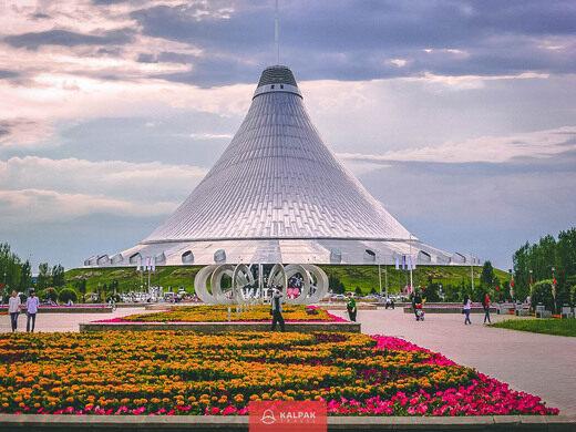 Astana Kazakhstan Kalpak Travel (Atlas Obscura User) & Khan Shatyr u2013 Astana Kazakhstan - Atlas Obscura