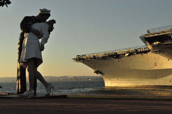 Unconditional Surrender: Witnessing History