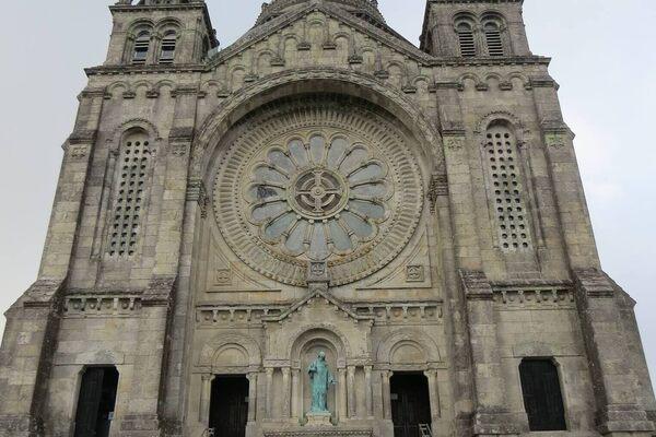 Santuário de Santa Luzia in Viana do Castelo, Portugal