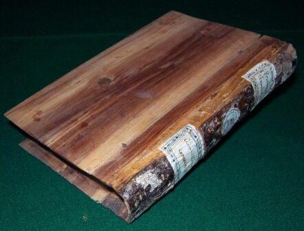 DIY Wooden Heart Guest Book