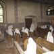 "Inside the Ghost Church ""Kostel Svatého Jiří"""
