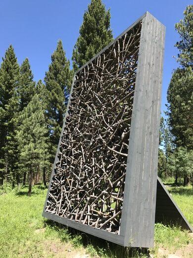 Blackfoot Pathways Sculpture In The Wild Lincoln
