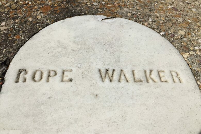 The Grave of Rope Walker