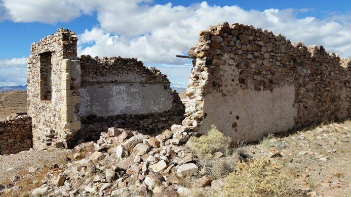 Delamar Ghost Town – Caliente, Nevada - Atlas Obscura